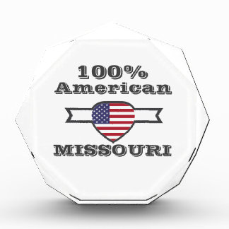 100% American, Missouri Award