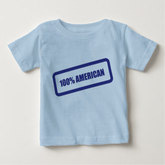 100% American Rubber Stamp Infant T-shirt