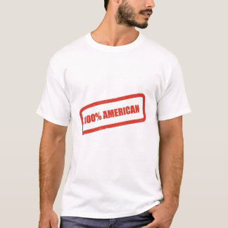 100%  American Rubber Stamp Shirt
