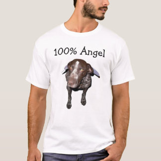 100% angel German Shorthair T-Shirt