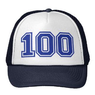 100 - aniversario gorra
