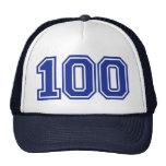 100 - anniversary hat