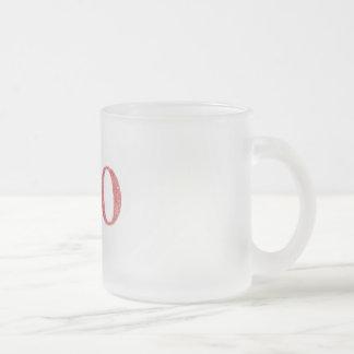 100 años de aniversario taza de cristal
