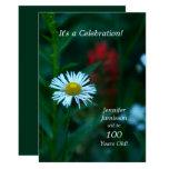 """100 años de la fiesta de cumpleaños invitan a la invitación 5"""" x 7"""""""