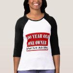 100 años, un dueño - las piezas de las camiseta