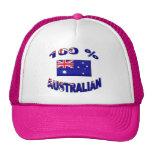 100 % Australian Trucker Hat