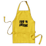 100% Awesome Aprons