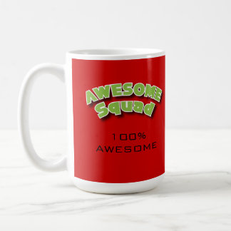 100% Awesome Awesomesauce Coffee Mug