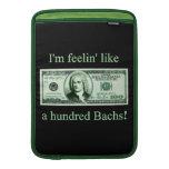 100 Bachs Fundas Macbook Air