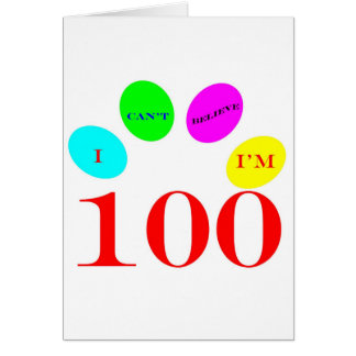 100 Balloons Cards