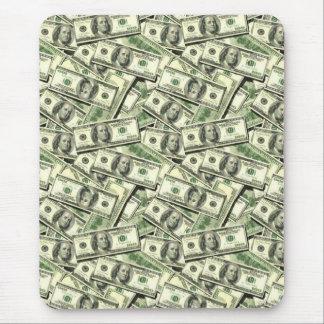 $100 Bills Money Mousepad Mouse Pads