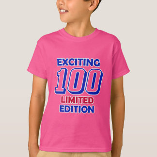 100 Birthday Design T-Shirt