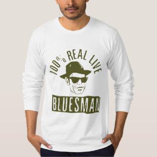 100% Bluesman Men's Long Sleeve Tee