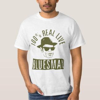 100% Bluesman Tee