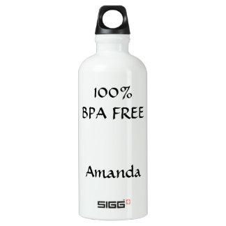 100% BPA FREE customize-able name SIGG Traveler 0.6L Water Bottle