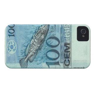100 Brazilian Reais Banknote Blackberry Bold Case