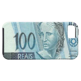 100 Brazilian Reais Banknote iPhone 5 Case