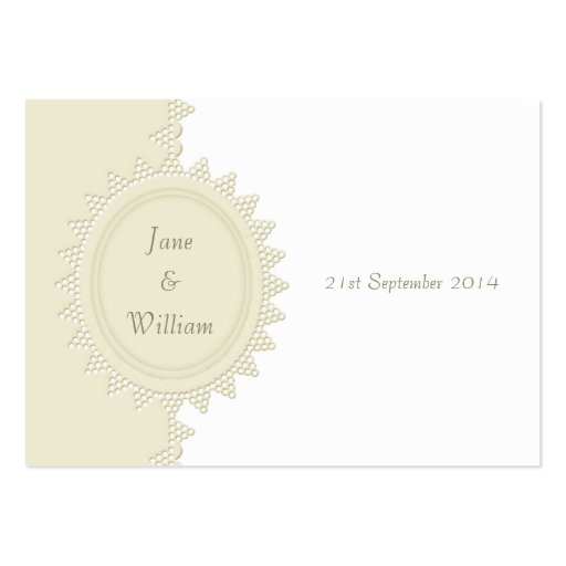 100 Broderie Anglaise Wedding Guest Book Cards Business Card Templates