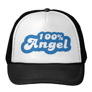 100 by cent fishing rod trucker hat