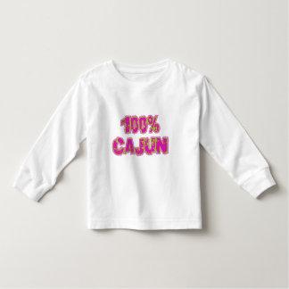100% Cajun Tee Shirt
