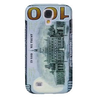 100 caso del iPhone 3 del billete de dólar