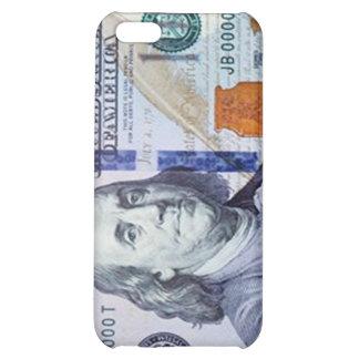 100 caso del iPhone 4 del billete de dólar