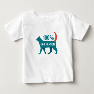 100% Cat Person Top