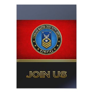 [100] CG: Command Master Chief Petty Officer (CMC) Card