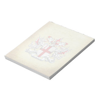 [100] City of London - Coat of Arms Memo Notepads