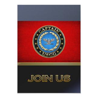 [100] Coast Guard: Captain (CAPT) Card