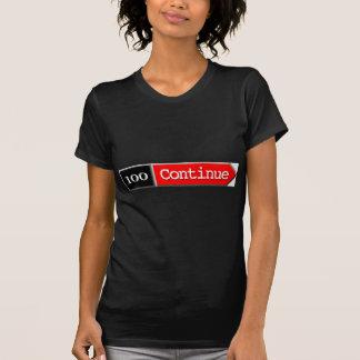 100 - Continue Tee Shirts