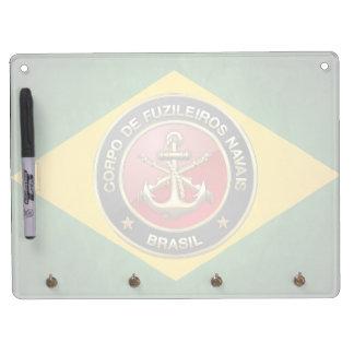 [100] Corpo De Fuzileiros Navais [el Brasil] (CFN) Pizarra