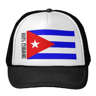 100% CUBANO Hat