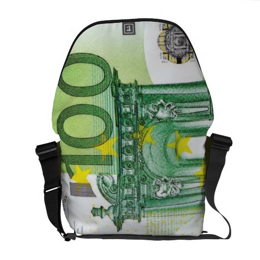 100 cuentas euro bolsa de mensajería