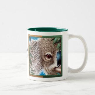 100% Cute! Curios Koala Mug