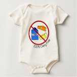 100% Dairy Free Baby Bodysuits