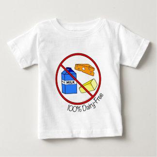 100% Dairy Free Baby T-Shirt