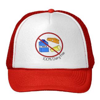 100% Dairy Free Trucker Hat