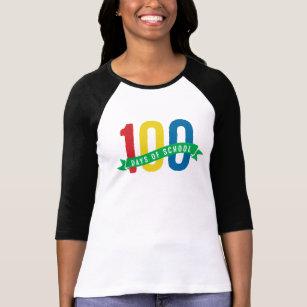 8f6103572 100th Day T-Shirts - T-Shirt Design & Printing | Zazzle