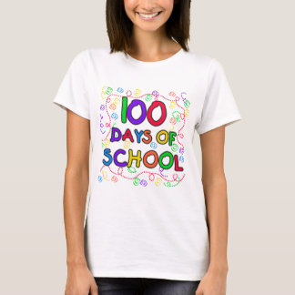 100 Days of School Confetti Tshirts and Gifts