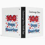 100 Days Smarter Binders