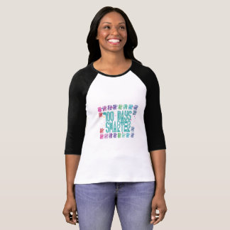 100 Days Smarter Counting Hash Marks DaysofSchool T-Shirt