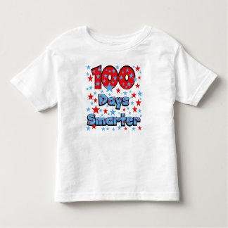 100 Days Smarter Toddler T-shirt