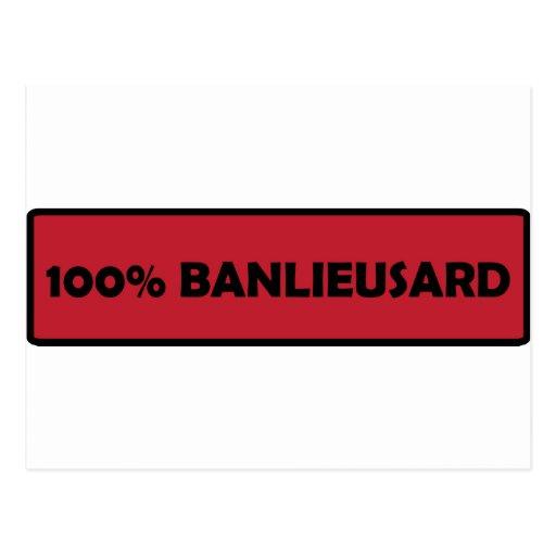 ~ 100% de Banlieusard del ~ Postal