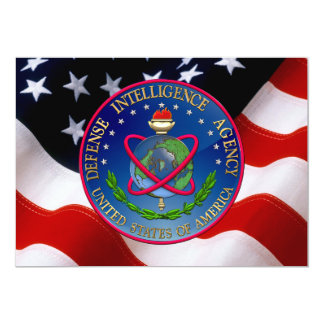 [100] Defense Intelligence Agency (DIA) Seal Card