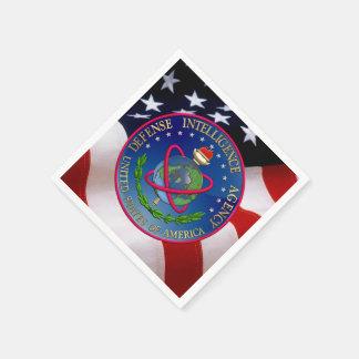 [100] Defense Intelligence Agency (DIA) Seal Paper Napkins