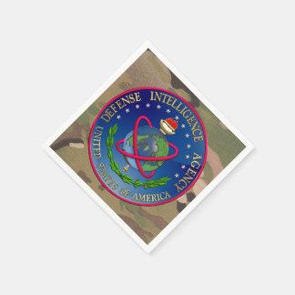 [100] Defense Intelligence Agency (DIA) Seal Disposable Napkins