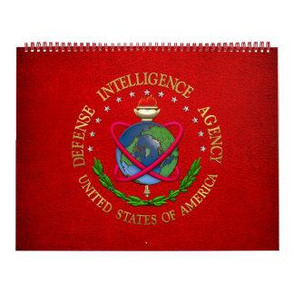[100] Defense Intelligence Agency: DIA Special Edn Wall Calendar