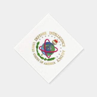 [100] Defense Intelligence Agency: DIA Special Edn Paper Napkins