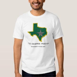 100 Degree Hockey Logo (Light) Tee Shirt